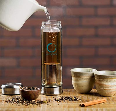 Long Distance Relationship Gifts - Travel Tea Infuser