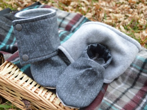Baby Shower Gift Ideas - StayOn booties
