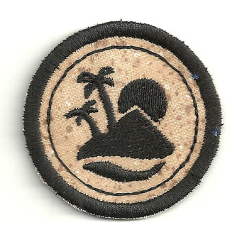 Beach Bum Merit Badge