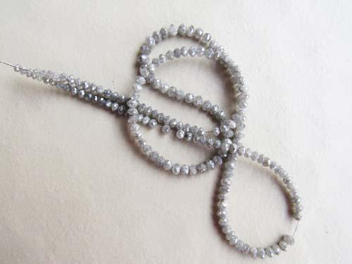 Tenth Anniversary Gifts - Rough Diamonds