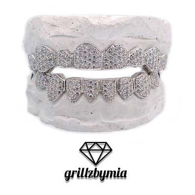 Tenth Wedding Anniversary Gift - Diamond Grillz