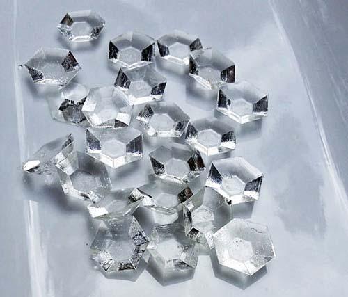 Tenth Wedding Anniversary - Edible Diamonds