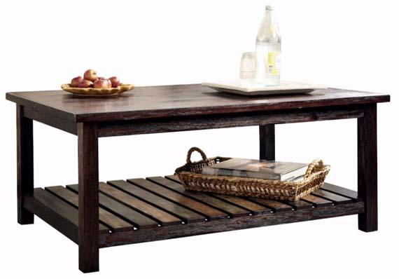 Reclaimed Wood Coffee Tables - Ashley Mestler