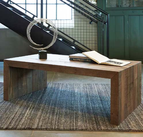 Reclaimed Wood Coffee Tables - Chantel