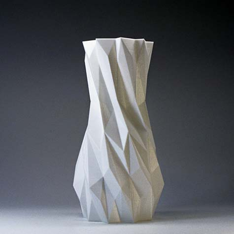 Gifts for Boss - Geometric Vase