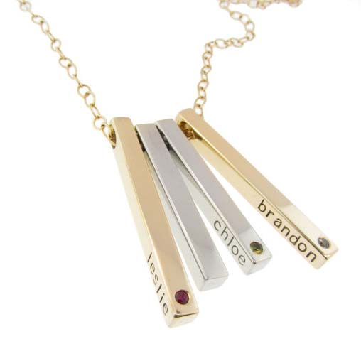 Name Necklace: Chic, Modern, & Stylish Custom Jewelry