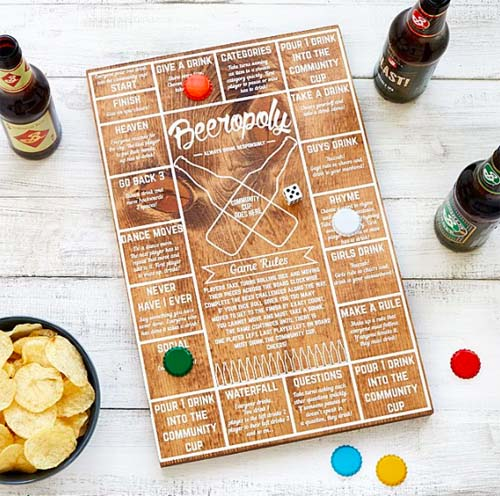 Beeropoly Game