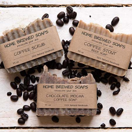 Gifts for Coffee Lovers - Coffee Soap