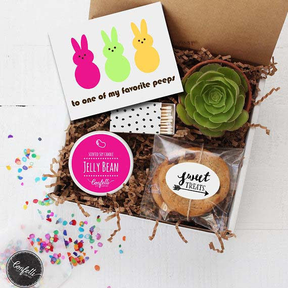 Creative Corporate Gifts - Favorite Peeps Box
