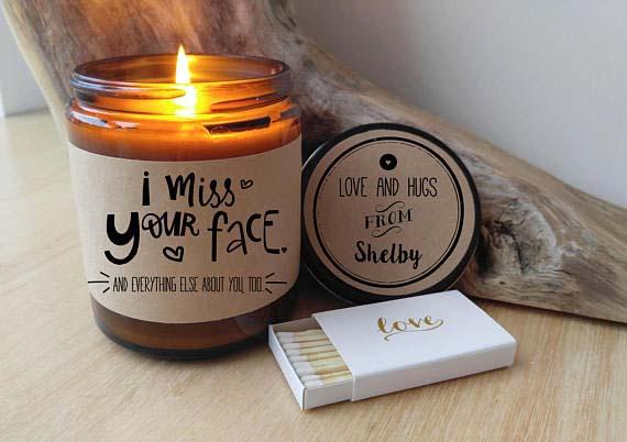 Custom Candle