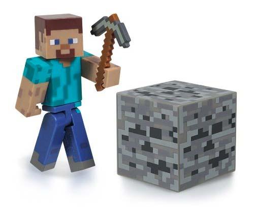 Steve Action Figure