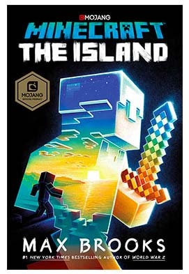 Minecraft Gifts - The Island, Novel