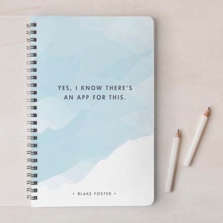 """App for That"" Notebook"
