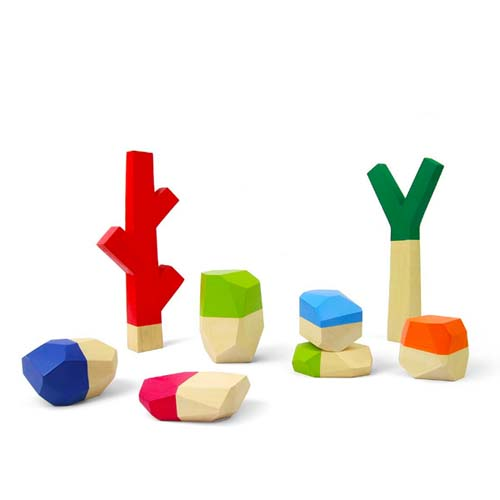 Sticks and Stones Blocks