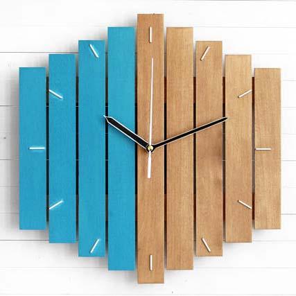 Sand & Sky Wall Clock