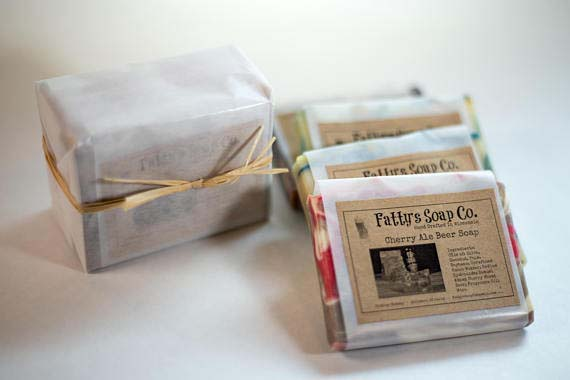 Beer Soap Gifts - Fattys Sampler