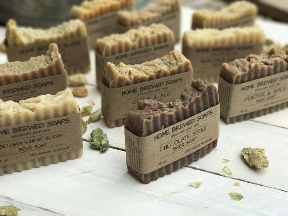 Beer Soap Gifts - Home Brewed