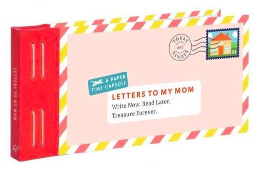Gifts for Mom - Letters To My Mom