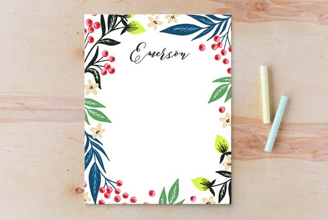 Gifts for Mom - Personalized Stationery