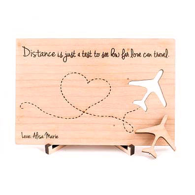 Missing You: Long Distance Relationship Gifts Under $50