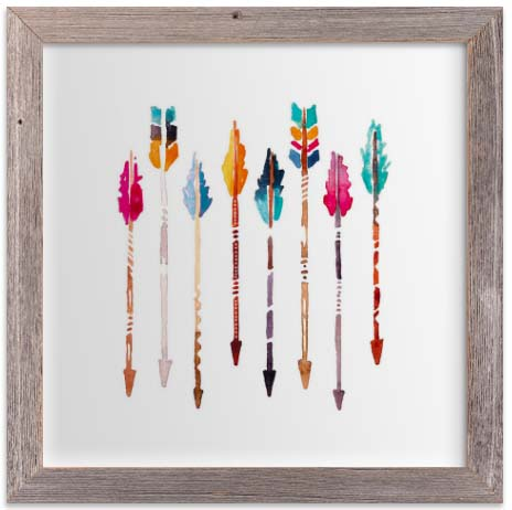 Nursery Wall Art Prints - Arrows