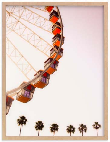 Nursery Wall Art - California Dreams