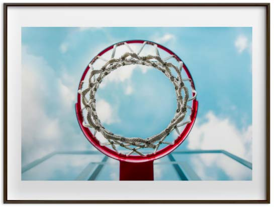 Nursery Wall Art Prints - Hoop Dreams