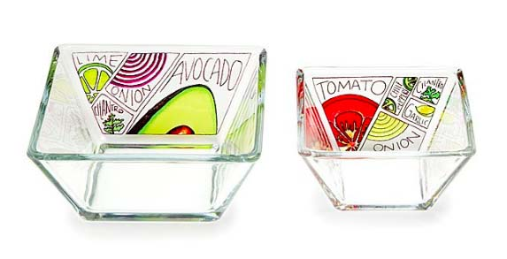 Gifts for Avocado Lovers - Nesting Bowls