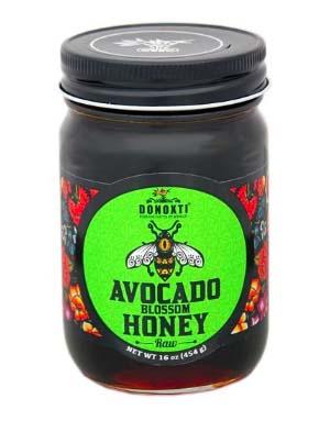 Gifts for Avocado Lovers - Raw Blossom Honey
