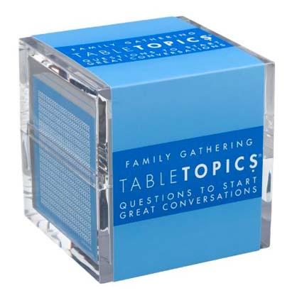 Gifts for Grandma - Table Topics