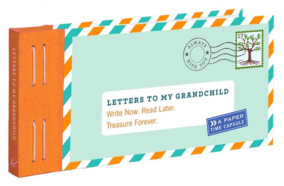 Gifts for Grandma - Letters To My Grandchild