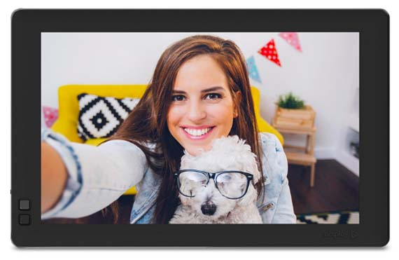 Gifts for Grandma - Digital Photo Frame