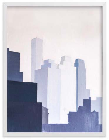 NYC Wall Art Prints - View From York Ave