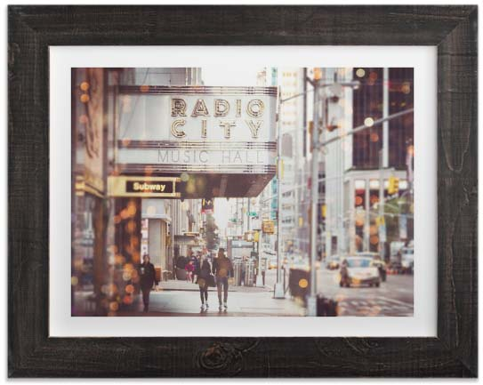 NYC Wall Art Prints - Radio City Dream