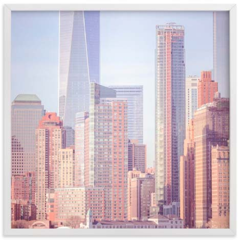 New York, New York: 17 Fine Art Prints with City Style