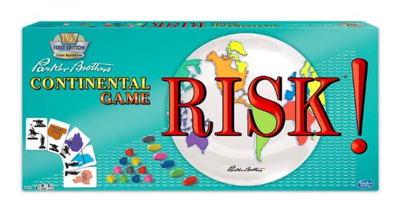 Get Well Gifts for Men - Risk! Board Game