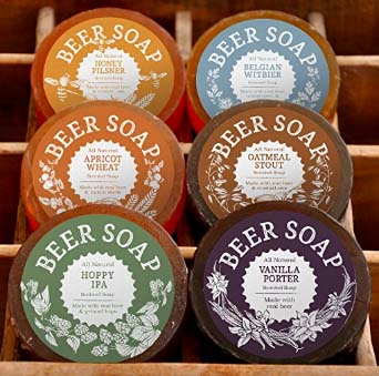 Get Well Gifts for Men - Beer Soap