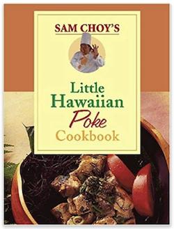Hawaiian Gifts - Poke Cookbook