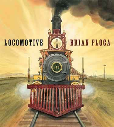 Caldecott Medal Winner 2014 - Locomotive