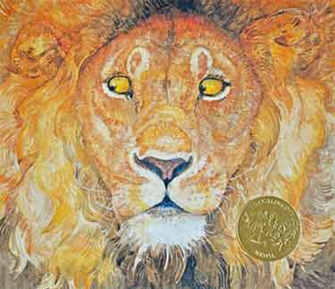 Caldecott Winner 2010 - The Lion and the Mouse