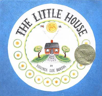 Caldecott Books 1943 - The Little House