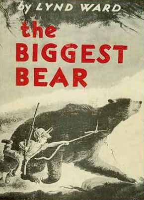 Caldecott Books 1953 - The Biggest Bear