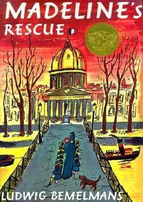 Caldecott Books 1954 - Madeline's Rescue