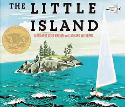 Caldecott Books 1947 - The Little Island