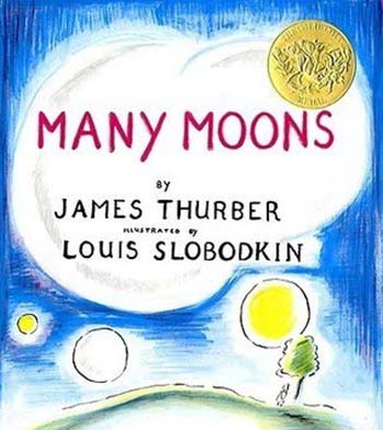 Caldecott Winners 1944 - Many Moons