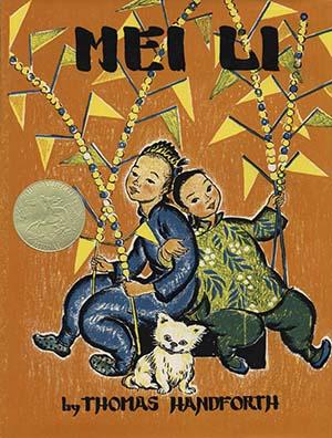 Caldecott Books 1939 - Mei Li