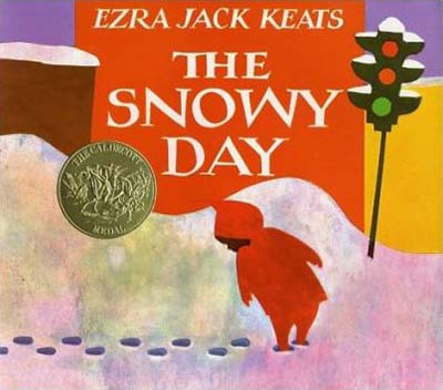 Caldecott Books 1963 - The Snowy Day