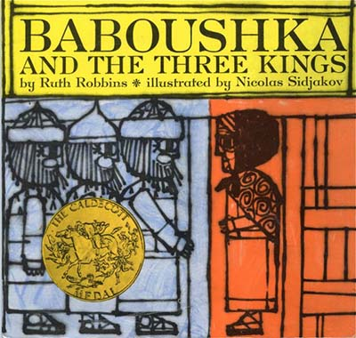 Caldecott Books 1961 - Baboushka and the Three Kings