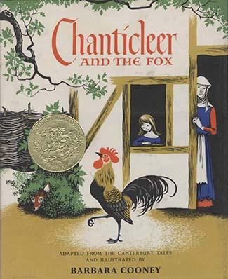 Caldecott Winners 1959 - Chanticleer and the Fox