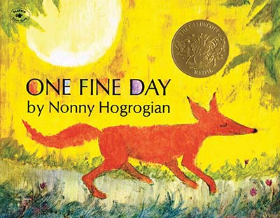 Caldecott Winners 1972 - One Fine Day